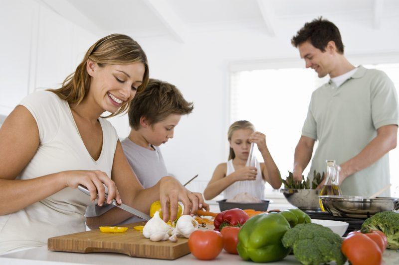 Φέρτε την ηρεμία στο οικογενειακό τραπέζι